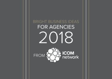 ICOM Network's Bright Business Ideas 2018
