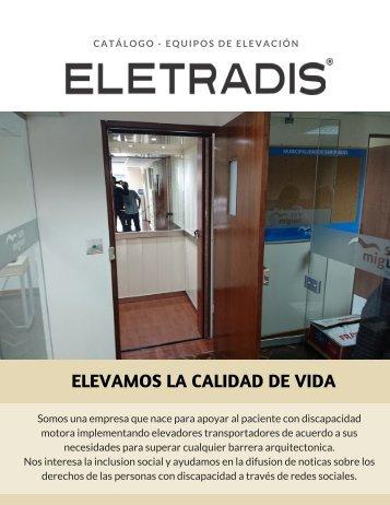 CATALOGO - ELEVADORES 2018