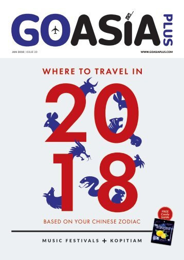GOASIAPLUS January 2018 Issue