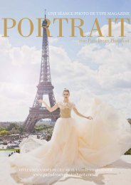 Magazine de Paris Dream Photoshoot