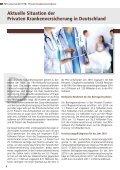 DFSI-Studie / Qualitätsrating der Privaten Krankenversicherung 2017/18 - Page 6