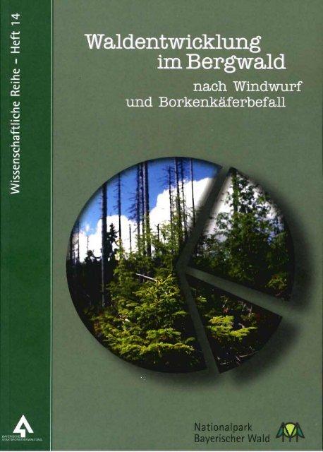 Heft 14 - Nationalpark Bayerischer Wald