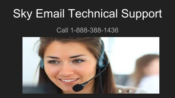 Sky Email Technical Support