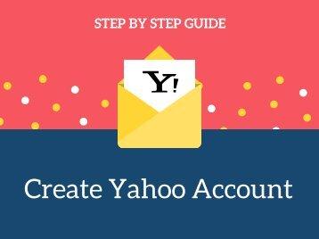Create Yahoo Account