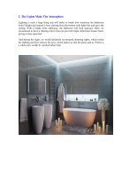 Five Best Ideas To Make Your Bathroom Look Like A Luxury Spa - Page 2