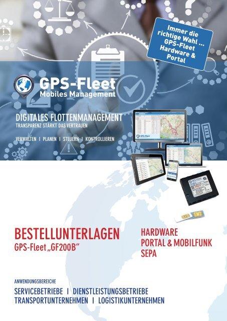 Bestellformular GF200B ZUM AUSFÜLLEN