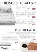 Ausgeschlafen ins neue Jahr - Betten Wegener Paderborn - Page 2