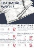 Ausgeschlafen ins neue Jahr - Betten Wegener Paderborn - Page 3