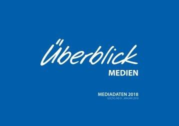 Mediadaten Überblick 2018