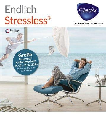 Stressless Frühjahr 2018