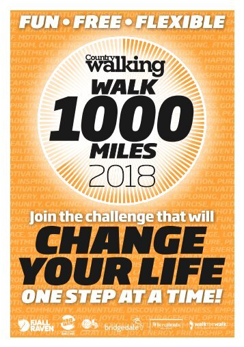 Walk 1000 Supplement