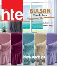 International Home Textile Magazine – Ocak'18