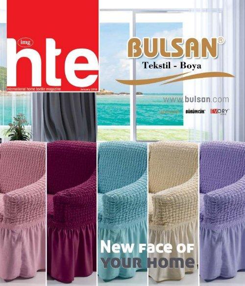 International Home Textile Magazine Ocak 18