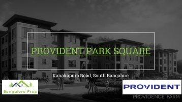 Provident Park Square