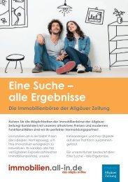 Mediadaten für immobilien.all-in.de
