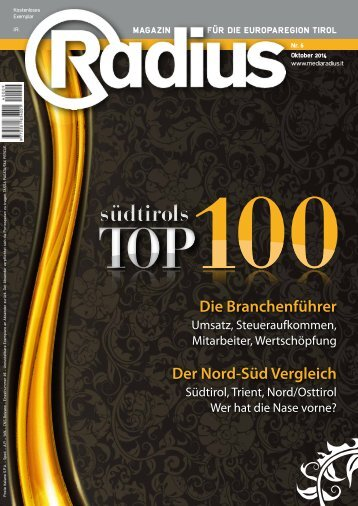 Radius Top 100 2014
