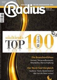 Radius Top 100 2013