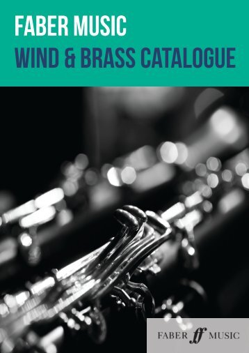 Wind & Brass Catalogue