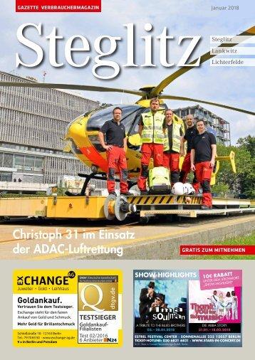 Gazette Stegitz Nr. 1/2018