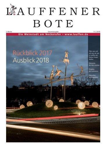 Lauffener Rück-Ausblick 2017:2018 EInzelseiten