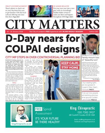 City Matters Edition 063