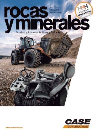 Rocas y Minerales 545