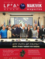 Makivik Magazine Issue 114