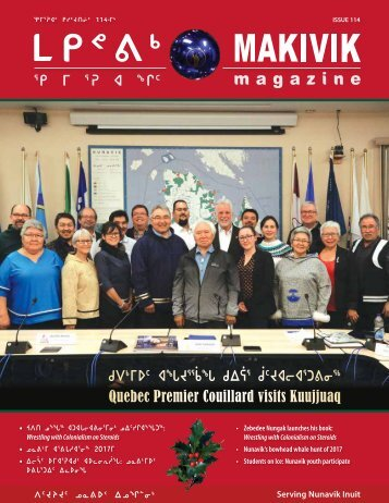 Makivik Magazine Issue 114