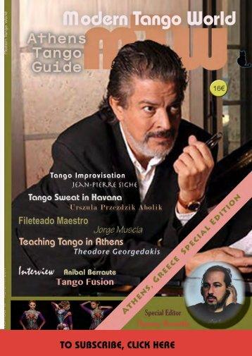 Modern Tango World #10 (Athens, Greece)