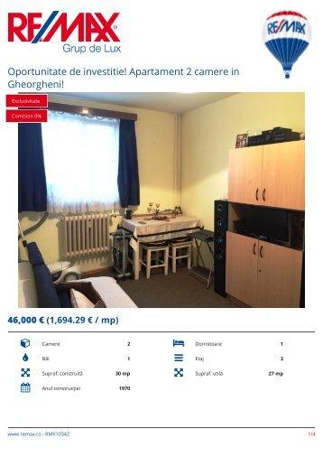 ADrian suteu Real Estate Gheorgheni