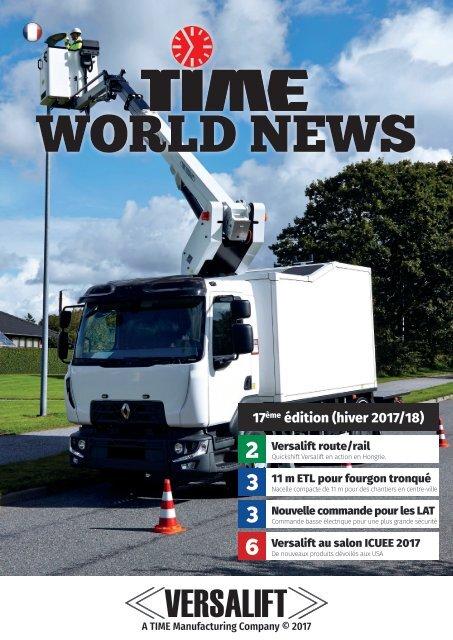 TIME World News (17ème édition)