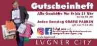 LugnerCity Gutscheinheft