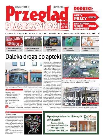 Przegląd Piaseczyński, wydanie 178