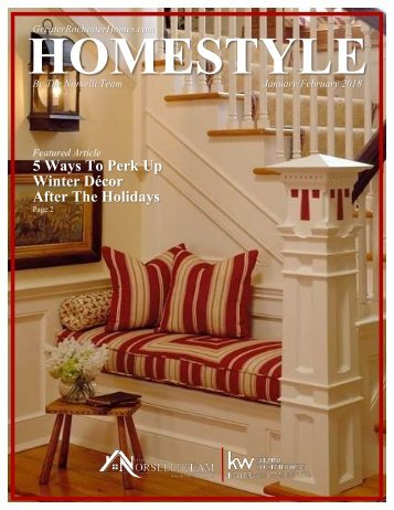 HomeStyle Monthly Newsletter Publication - Jan/Feb 2018