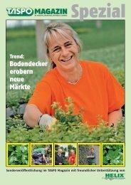 Taspo Magazin Spezial - Helix Pflanzen