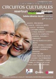 Catalogo Circuitos Culturales Resertours Mayorista 2019