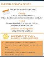 Boletín 09 de Noviembre 2017 - Page 5
