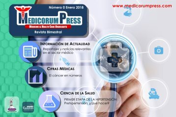 Medicorum Press No.0 Enero 2018