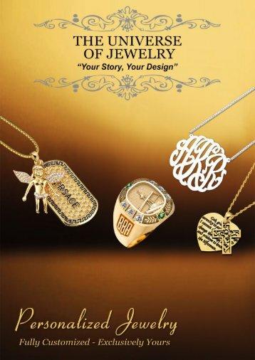 Jewelry Catalouge