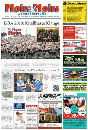 MoinMoin Schleswig 02 2018