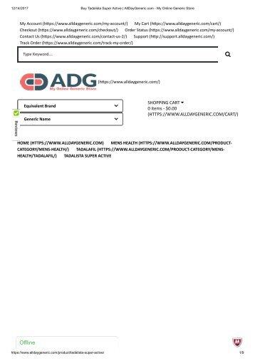 Buy Tadalista Super Active _ AllDayGeneric