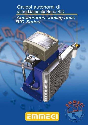 10_A_Gruppi autonomi di raffreddamento Serie RID