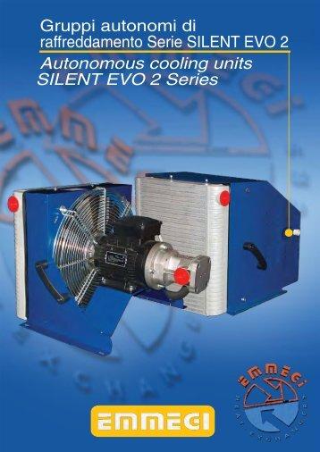 10_B_Gruppi autonomi di raffreddamento Serie SILENT EVO 2