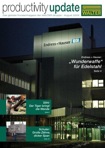 """""""Wunderwaffe"""" für Edelstahl - Westerdorf Werkzeug"""