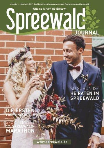 Spreewald Journal März-April 2018