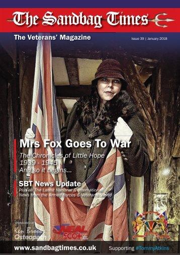 The Sandbag Times Issue No: 39