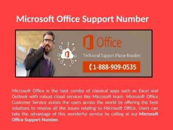 Microsoft Office Help 1-888-909-0535 Setup, Install, Activate