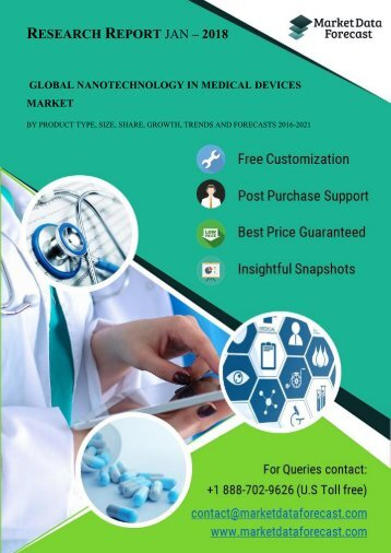 nanotechnology in medical devices