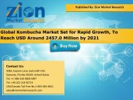 Kombucha Market was estimated to be around US$2457.0 Billion as of 2022