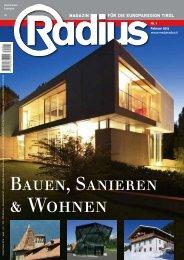 Bauen, Sanieren & Wohnen 2013
